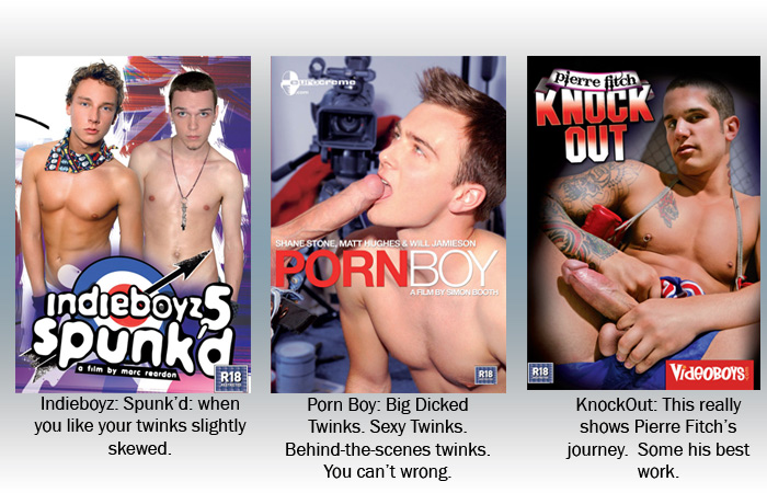 Outstanding Twink Features
