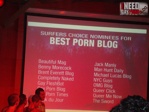 BENNY MORECOCK Nominated